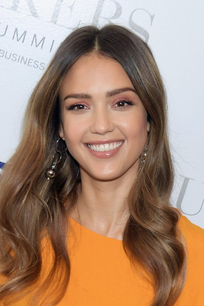 Actress Jessica Alba attends the 2017 Success Makers Summit at Spring Place on April 17, 2017 in New York City.  (Photo by Mike Coppola/Getty Images)