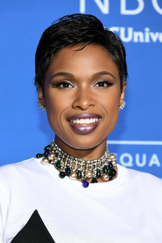 Jennifer Hudson attends the 2017 NBCUniversal Upfront at Radio City Music Hall on May 15, 2017 in New York City.  (Photo by Dia Dipasupil/Getty Images)