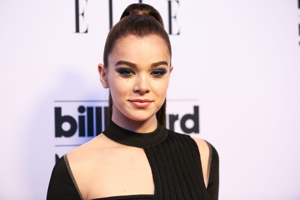 Singer Hailee Steinfeld attends the '2017 Billboard Music Awards' and ELLE Present Women In Music at YouTube Space LA at YouTube Space LA on May 16, 2017 in Los Angeles, California.  (Photo by Rich Fury/Getty Images)