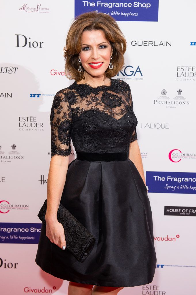 Natasha Kaplinsky attends the Fragrance Foundation Awards at The Brewery on May 18, 2017 in London, England.  (Photo by Jeff Spicer/Getty Images)