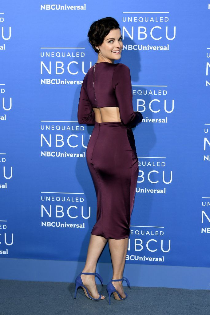Jaimie Alexander attends the 2017 NBCUniversal Upfront at Radio City Music Hall on May 15, 2017 in New York City.  (Photo by Dia Dipasupil/Getty Images)