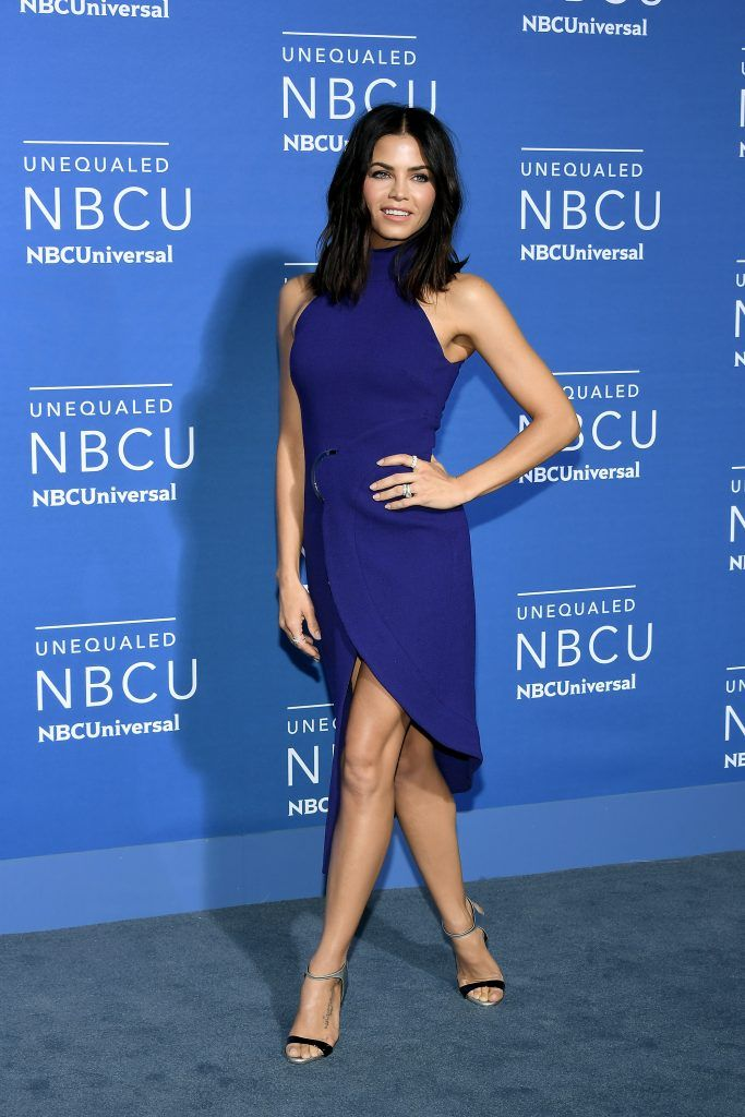 Jenna Dewan Tatum attends the 2017 NBCUniversal Upfront at Radio City Music Hall on May 15, 2017 in New York City.  (Photo by Dia Dipasupil/Getty Images)