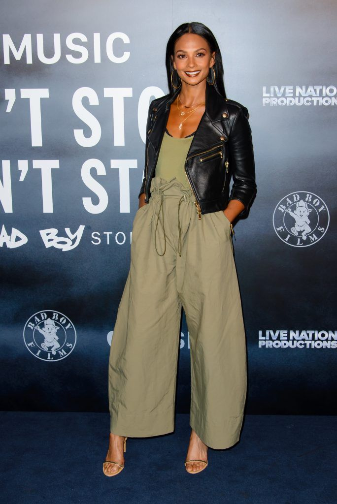 """Alesha Dixon attends the London Screening of """"Can't Stop, Won't Stop: A Bad Boy Story"""" at The Curzon Mayfair on May 16, 2017 in London, England. (Photo by Joe Maher/Getty Images)"""