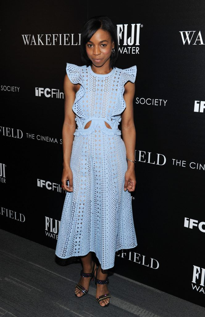 """Pippa Bennett Warner attends a special screening of """"Wakefield"""" hosted by FIJI Water and the Cinema Society at Landmark Sunshine Cinema on May 18, 2017 in New York City.  (Photo by Craig Barritt/Getty Images for FIJI Water)"""