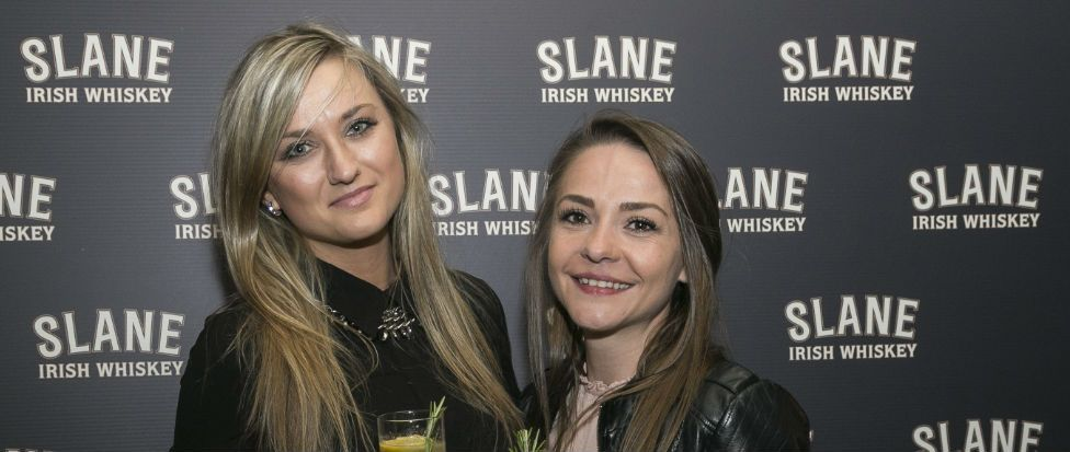 Launch of Slane Whiskey at the East Side Tavern