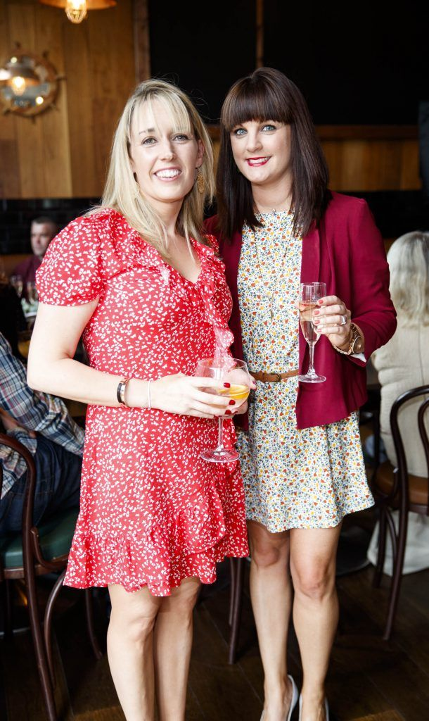 Pictured at an event in the D Hotel to celebrate the dual launch of their new stylish bar, The Hops and classic Italian restaurant, Il Ponte. Picture by Andres Poveda