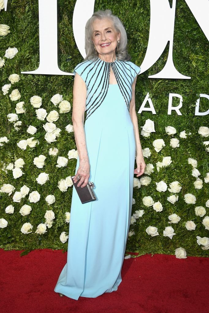 Mary Beth Peil attends the 2017 Tony Awards at Radio City Music Hall on June 11, 2017 in New York City.  (Photo by Dimitrios Kambouris/Getty Images for Tony Awards Productions)