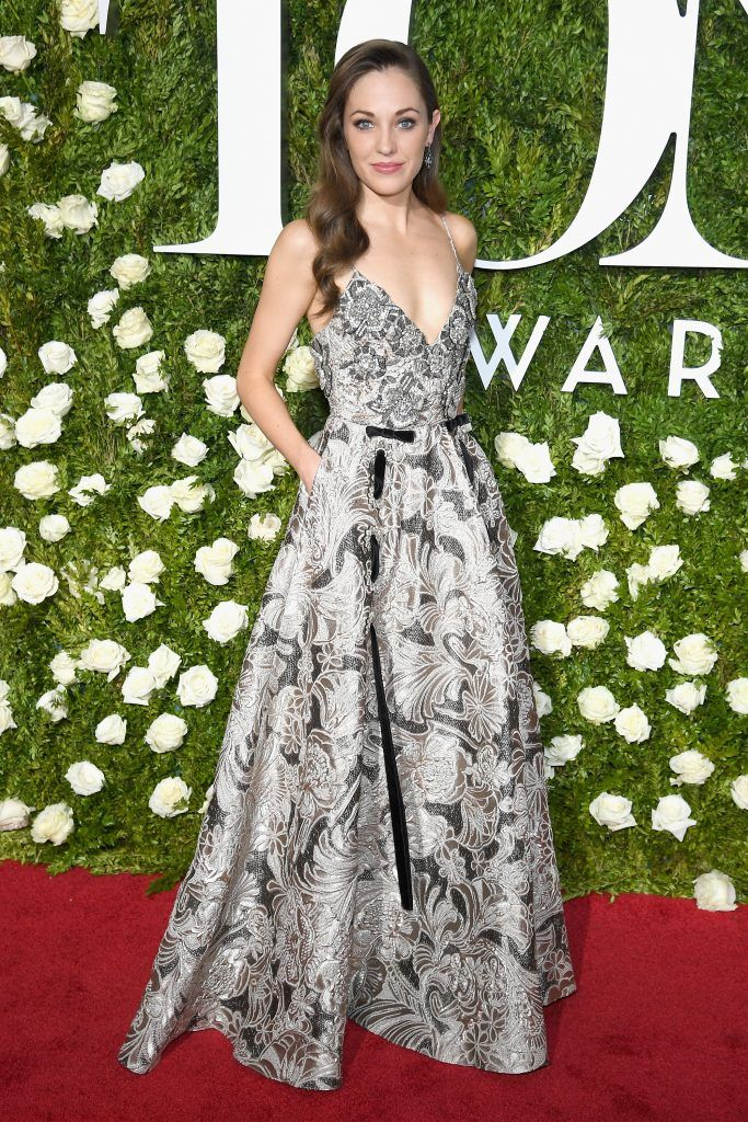 Actress Laura Osnes attends the 71st Annual Tony Awards at Radio City Music Hall on June 11, 2017 in New York City.  (Photo by Dimitrios Kambouris/Getty Images for Tony Awards Productions)