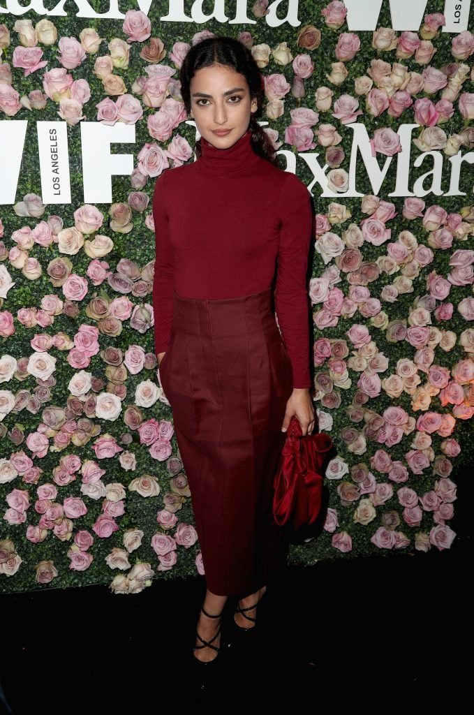 Actor Medalion Rahimi attends Max Mara Celebration of Zoey Deutch as The 2017 Women In Film Max Mara Face of The Future Award Recipient at Chateau Marmont on June 12, 2017 in Los Angeles, California.  (Photo by Frederick M. Brown/Getty Images)