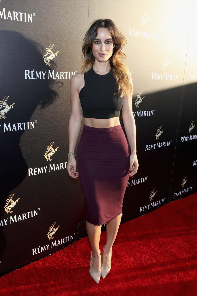 Actor Berenice Marlohe attends Remy Martin's special evening with Jeremy Renner and Fetty Wap celebrating The Exceptional at Eric Buterbaugh Floral on June 15, 2017 in West Hollywood, California.  (Photo by Randy Shropshire/Getty Images for Remy Martin)