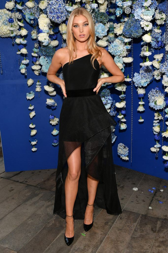 NEW YORK, NY - JUNE 14:  Elsa Hosk attends the 2017 Fragrance Foundation Awards Presented By Hearst Magazines at Alice Tully Hall on June 14, 2017 in New York City.  (Photo by Dia Dipasupil/Getty Images for Fragrance Foundation)