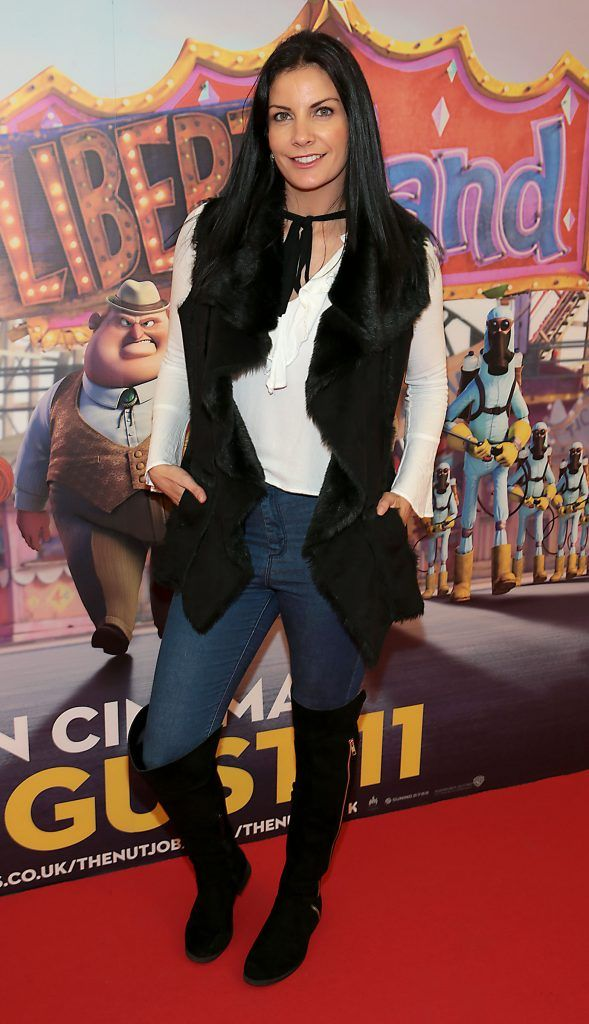 Lucci Minx at the special family preview screening of The Nut Job 2 at The Odeon Cinema in Point Village, Dublin. Picture by Brian McEvoy