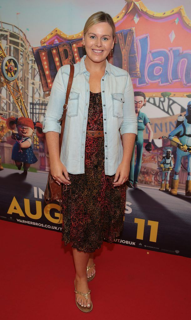 Catriona O Connor at the special family preview screening of The Nut Job 2 at The Odeon Cinema in Point Village, Dublin. Picture by Brian McEvoy