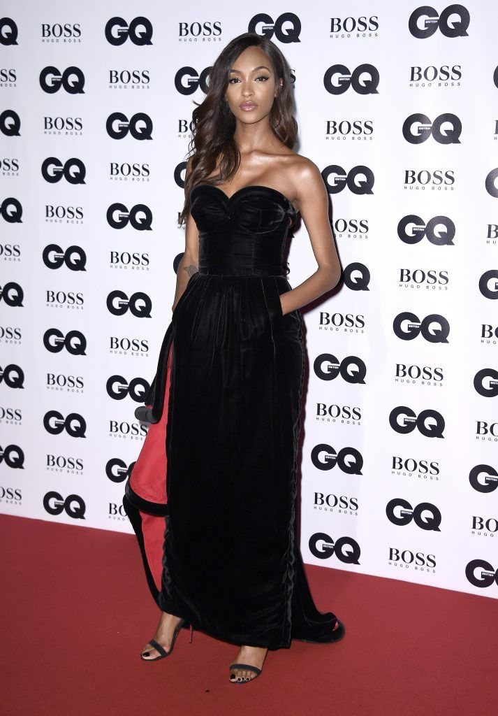 Jourdan Dunn attends the GQ Men Of The Year Awards at the Tate Modern on September 5, 2017 in London, England.  (Photo by Gareth Cattermole/Getty Images)
