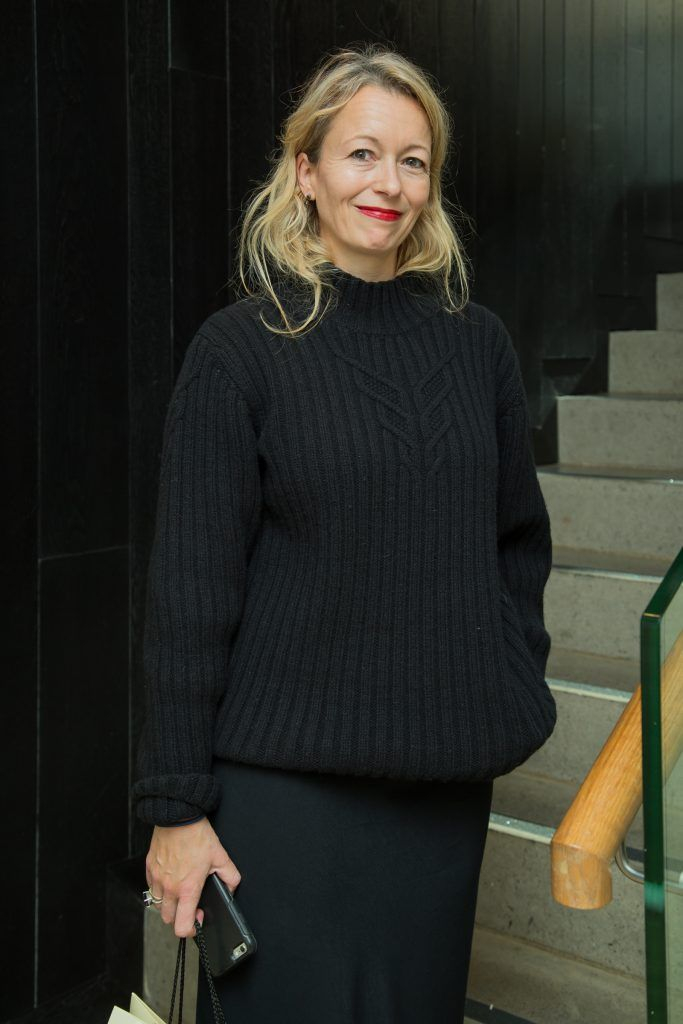 Sarah Halliwell pictured at Jo Malone London #CrazyColourfulChristmas Press Launch in The Morrison Hotel Dublin. Photo Sean Cahill