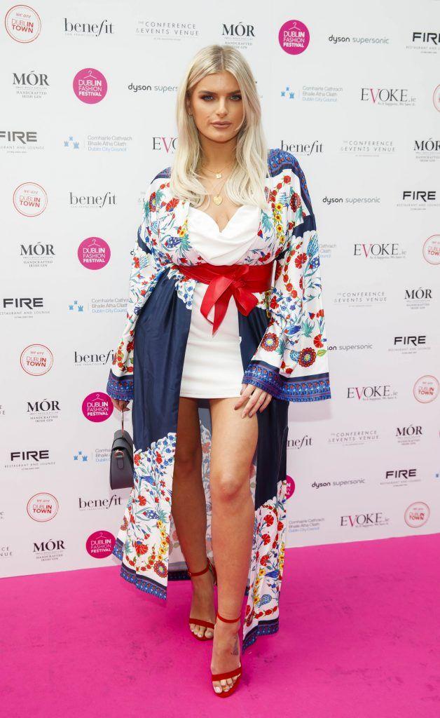 Dublin Fashion Festival 2017 The Collective
