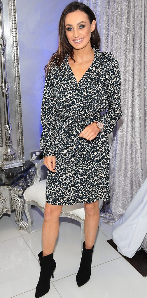Sinead De Buitlear at the launch of Beautique Beauty Studio in Fashion City, Ballymount, Dublin. Picture: Brian McEvoy
