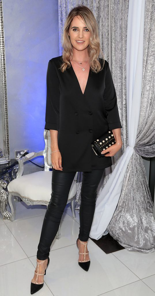 Lorna Duffy at the launch of Beautique Beauty Studio in Fashion City, Ballymount, Dublin. Picture: Brian McEvoy