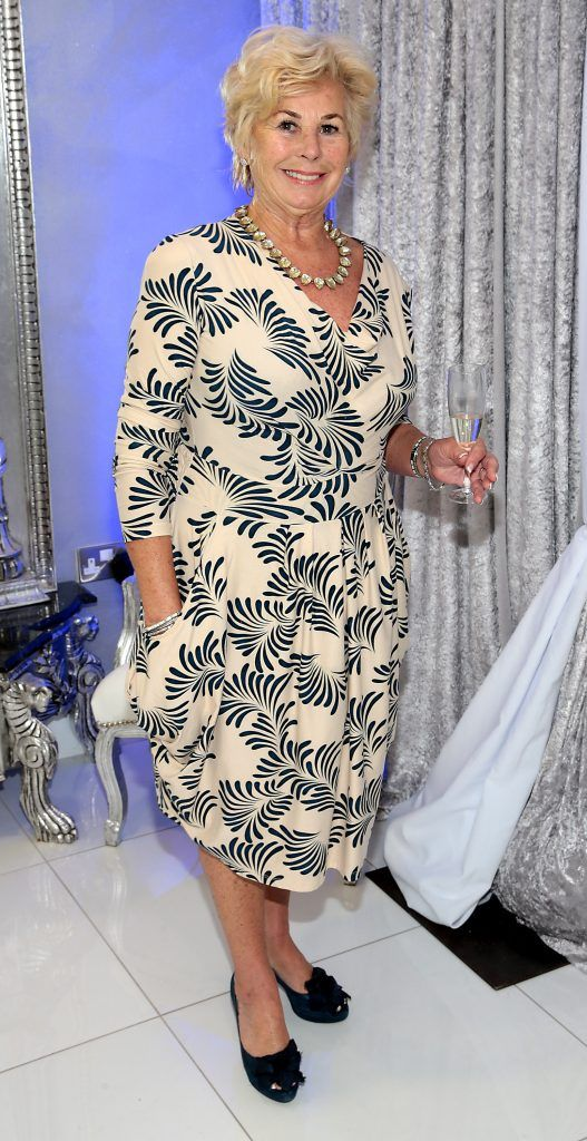 Nuala Haiughey at the launch of Beautique Beauty Studio in Fashion City, Ballymount, Dublin. Picture: Brian McEvoy