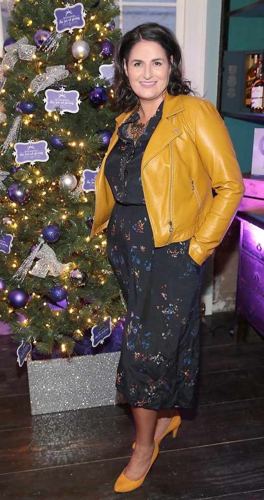Michelle Corbett at the Loop at Dublin and Cork Airports Joy of Giving Christmas Preview at Number 4 Parliament Street. Picture: Brian McEvoy
