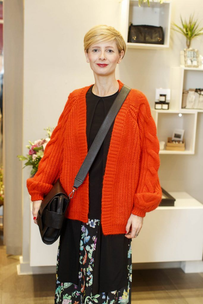 Marie Kelly pictured at an exclusive breakfast to celebrate Costume's 20th birthday on October 11th 2017. Picture: Andres Poveda