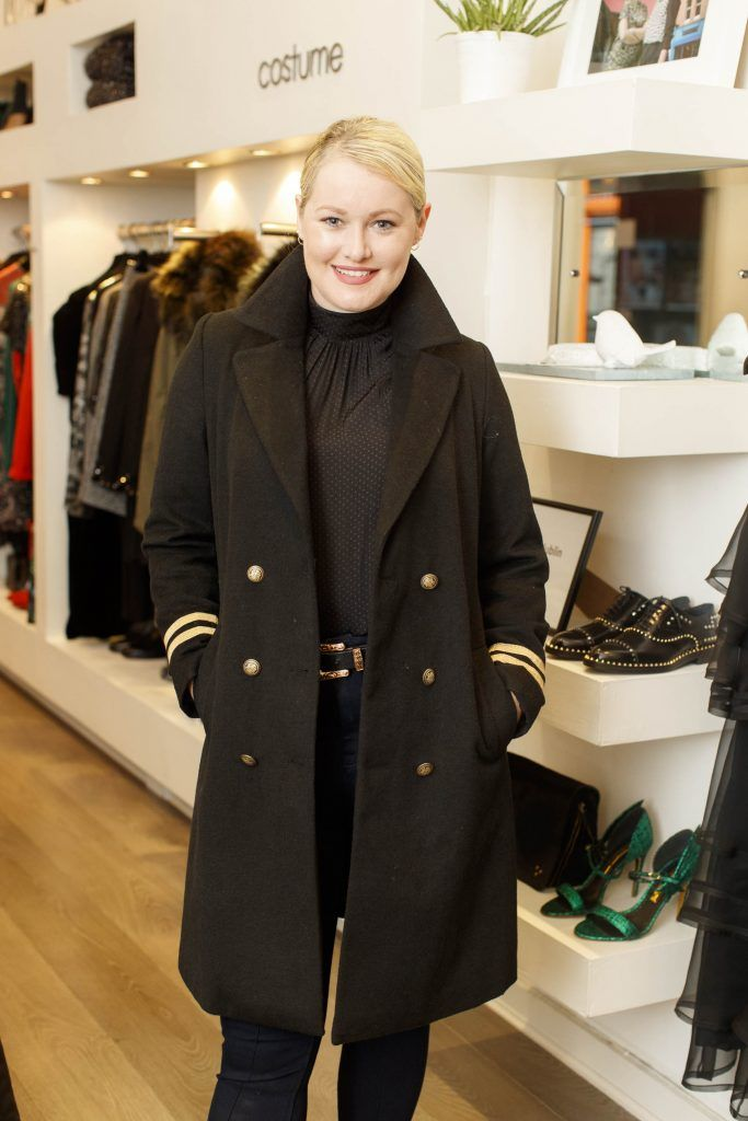 Lorna Weightman pictured at an exclusive breakfast to celebrate Costume's 20th birthday on October 11th 2017. Picture: Andres Poveda