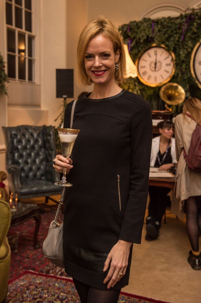 Juliette Gash at the exclusive launch of Hendrick's 'The Illustrious Manor of Eminence' at Tailor's Hall, Back Lane, Dublin 8. Photo: RuthlessImagery