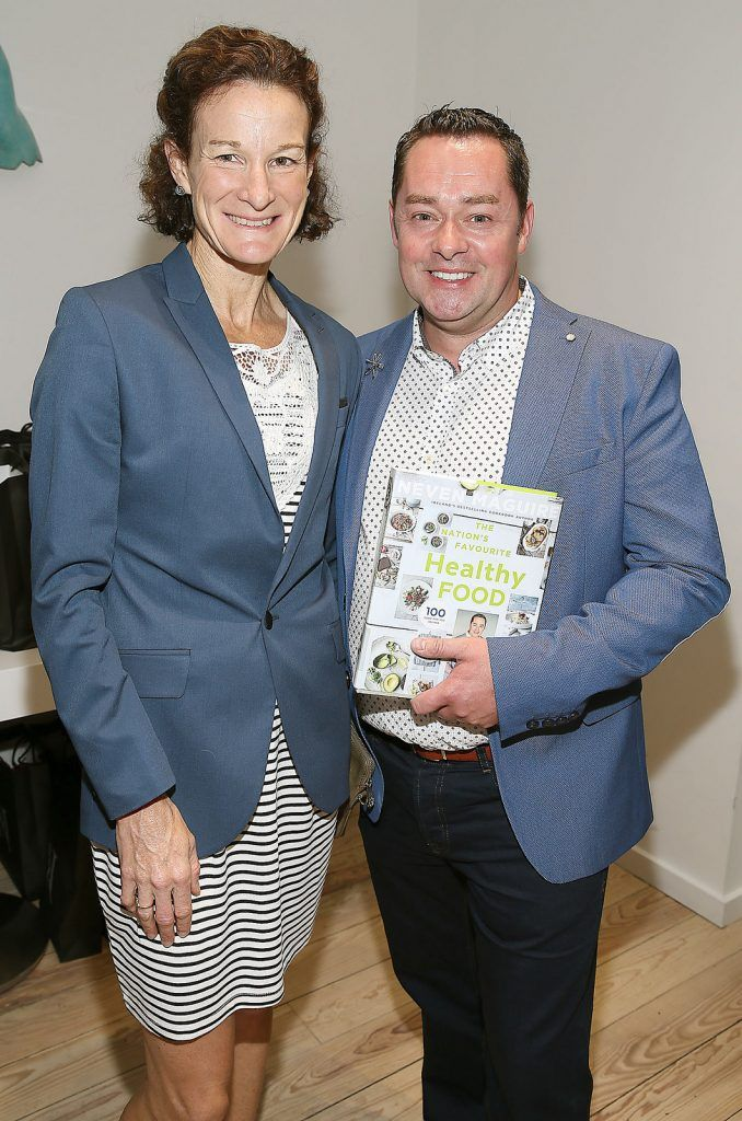 "Launch of Neven Maguire's cookbook ""The Nation's favourite Healthy Food"""