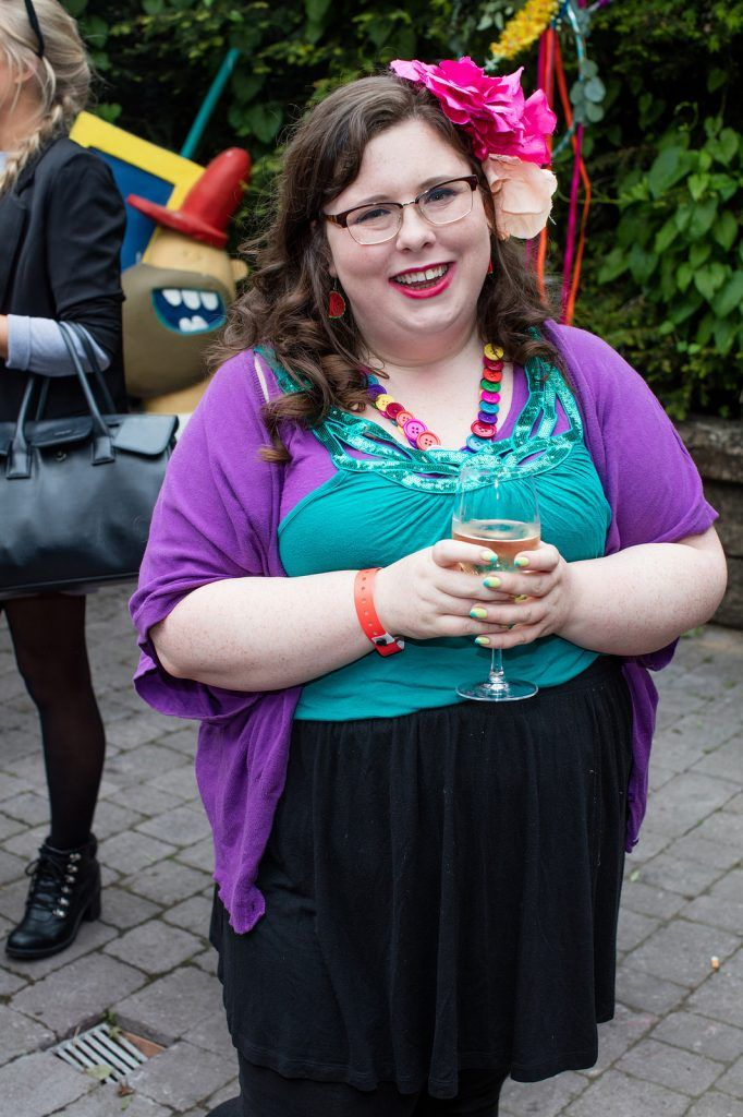Alison Spittle pictured at the Vodafone Comedy Festival launch at The Odeon.    Photo: Anthony Woods