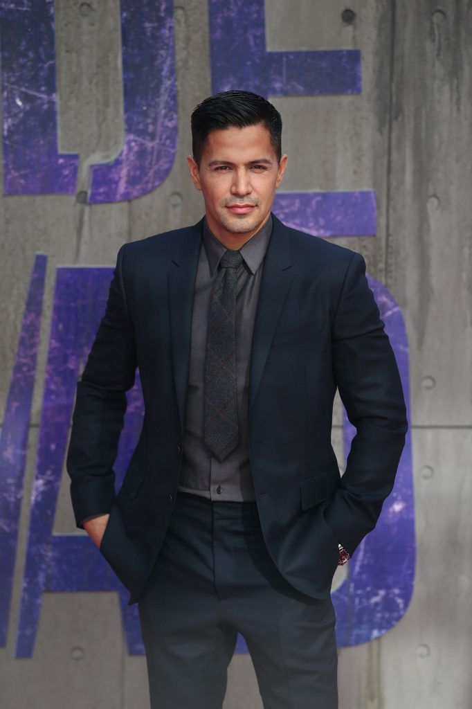 US actor Jay Hernandez poses as he arrives to attend the European premiere of the film Suicide Squad in central London on August 3, 2016.  / AFP / JUSTIN TALLIS        (Photo credit JUSTIN TALLIS/AFP/Getty Images)