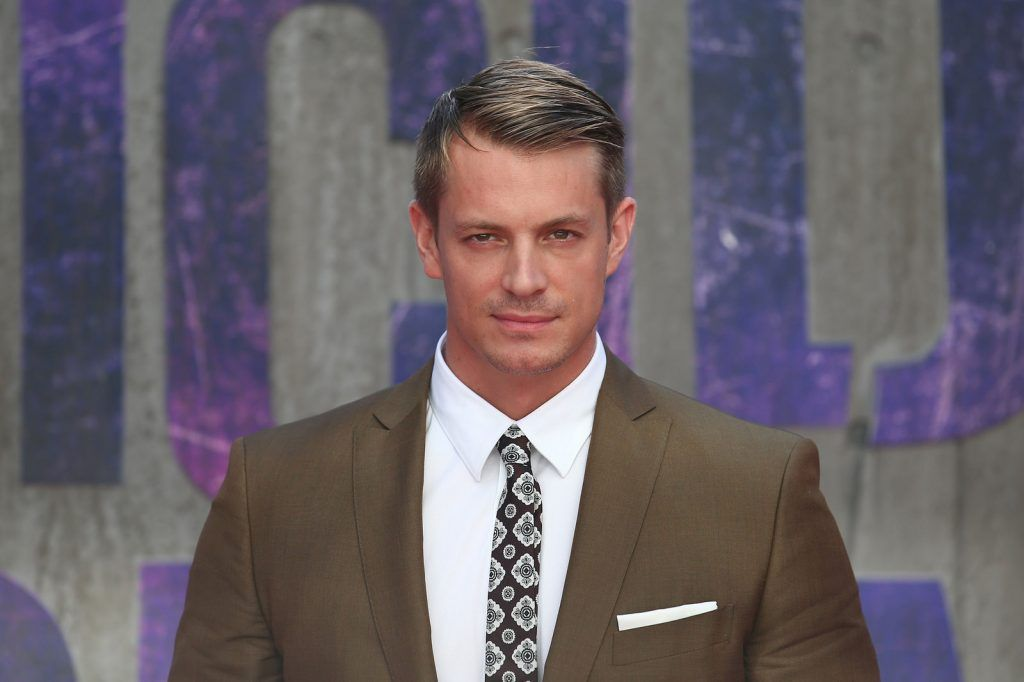 Swedish-US actor Joel Kinnaman poses as he arrives to attend the European premiere of the film Suicide Squad in central London on August 3, 2016.  / AFP / JUSTIN TALLIS        (Photo credit JUSTIN TALLIS/AFP/Getty Images)