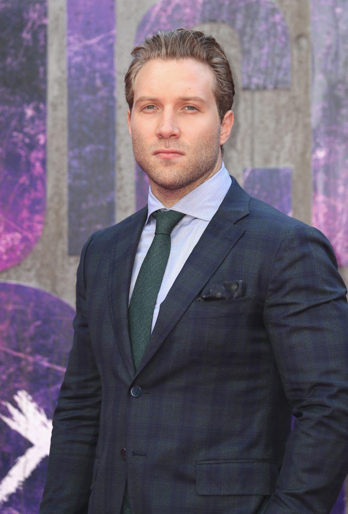 "Jai Courtney attend the European Premiere of ""Suicide Squad"" at the Odeon Leicester Square on August 3, 2016 in London, England.  (Photo by Chris Jackson/Getty Images)"