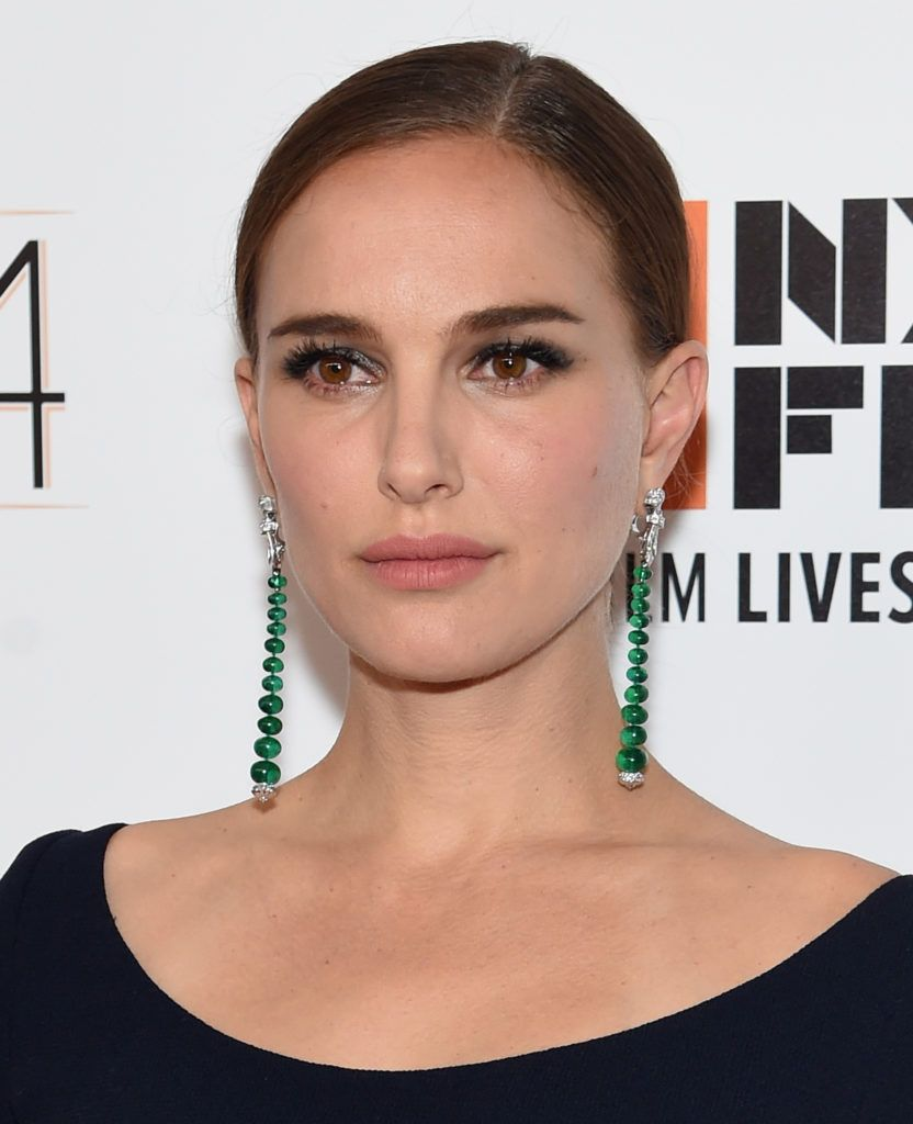 "Natalie Portman attends the 54th New York Film Festival  ""Jackie"" screening intro and Q&A at Alice Tully Hall, Lincoln Center on October 13, 2016 in New York City.  (Photo by Jamie McCarthy/Getty Images)"