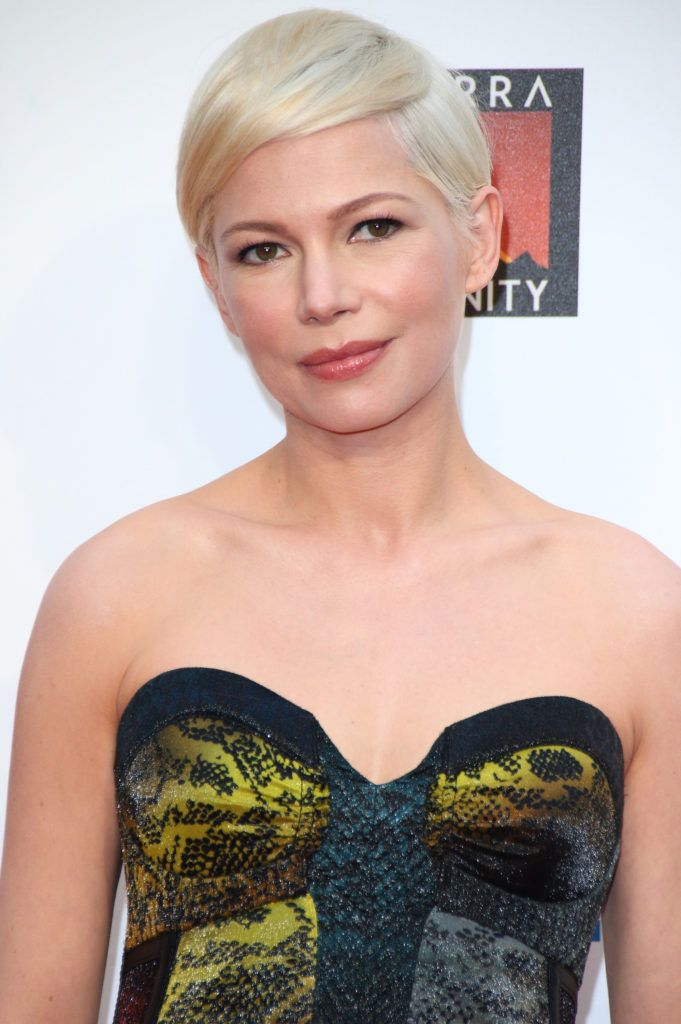 Michelle Williams at the London Film Festival screening of Manchester-by-the-Sea on 08 Oct 2016 (Photo: WENN.com)