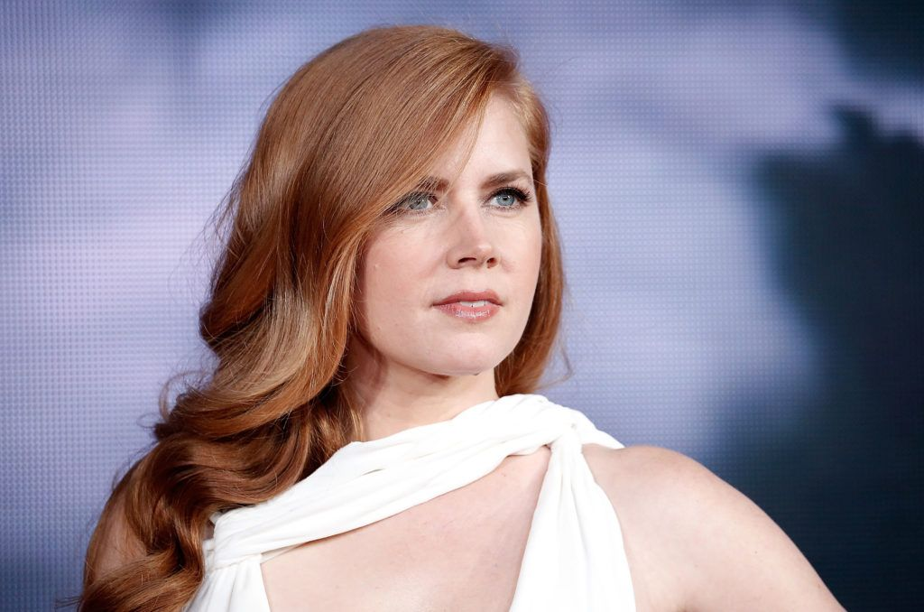 Amy Adams attends the 'Arrival' Royal Bank Of Canada Gala screening during the 60th BFI London Film Festival at Odeon Leicester Square on October 10, 2016 in London, England.  (Photo by John Phillips/Getty Images for BFI)