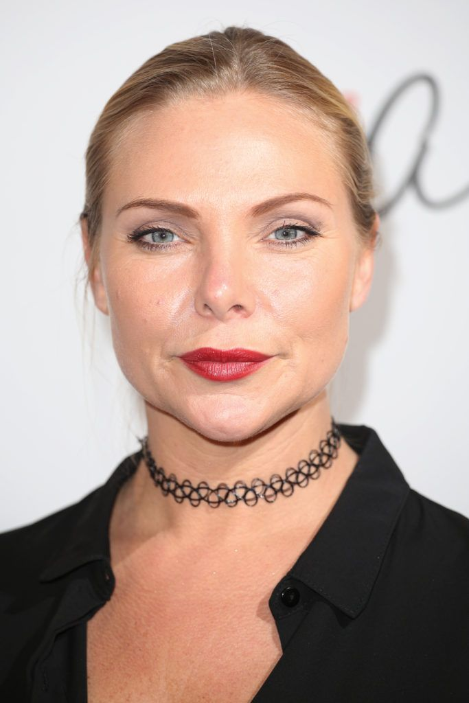 Samantha Womack at The Attitude Awards 2016 on 10 Oct 2016 (Photo: Lia Toby/WENN.com)