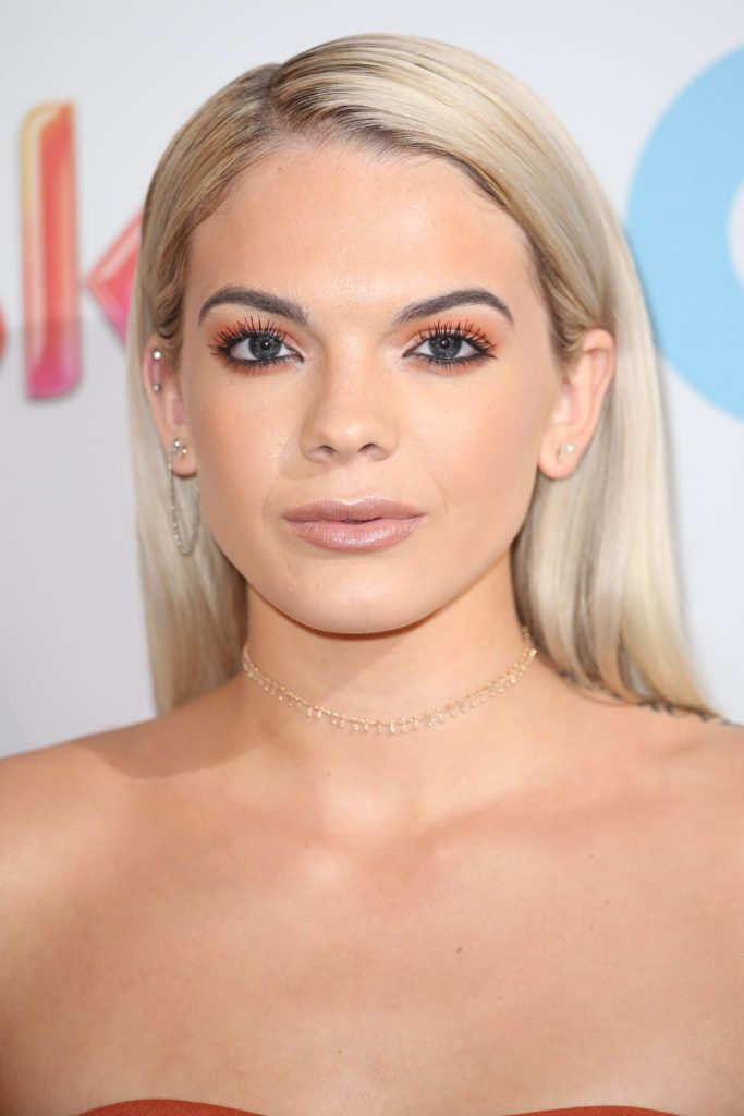 Louisa Johnson at The Attitude Awards 2016 on 10 Oct 2016 (Photo: Lia Toby/WENN.com)