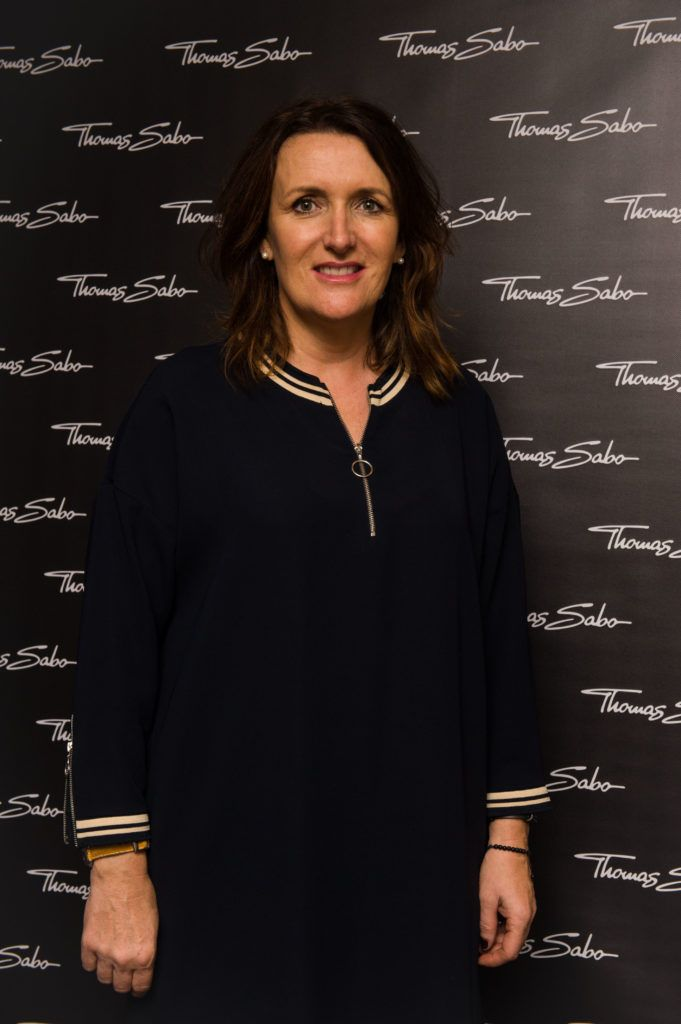 Serena Lawlor pictured at the Thomas Sabo Spring Summer 2017 collection presentation at The Westbury Hotel, Grafton St on Tuesday 13th Dec. 2016. Photo by Kevin Mcfeely