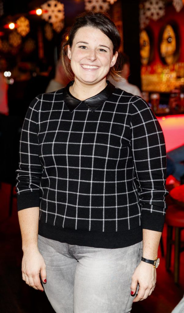 Caroline Gray pictured at the Smirnoff 'We're Open' event in Panti Bar in Dublin, hosted by Panti Bliss. Picture Andres Poveda