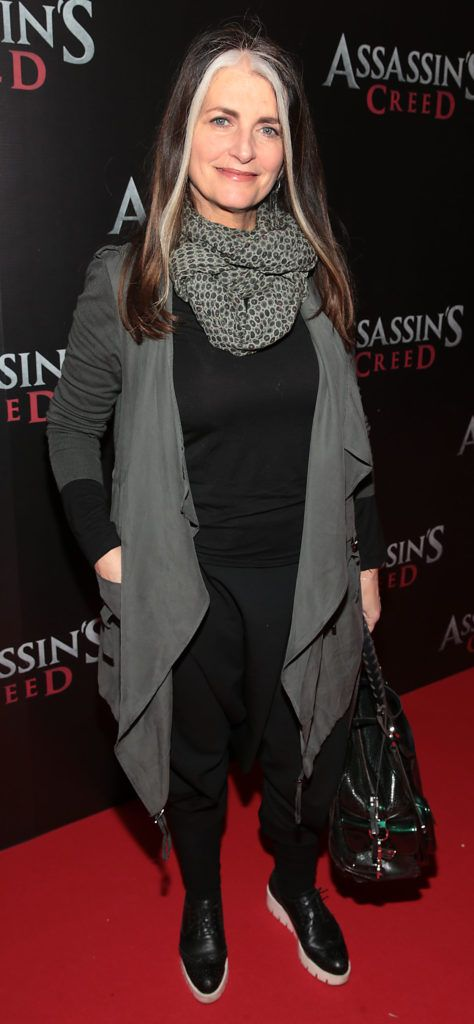 Cathy O Connor pictured at the special preview screening of Assassin's Creed at the Savoy Cinema Dublin (Picture Brian McEvoy).