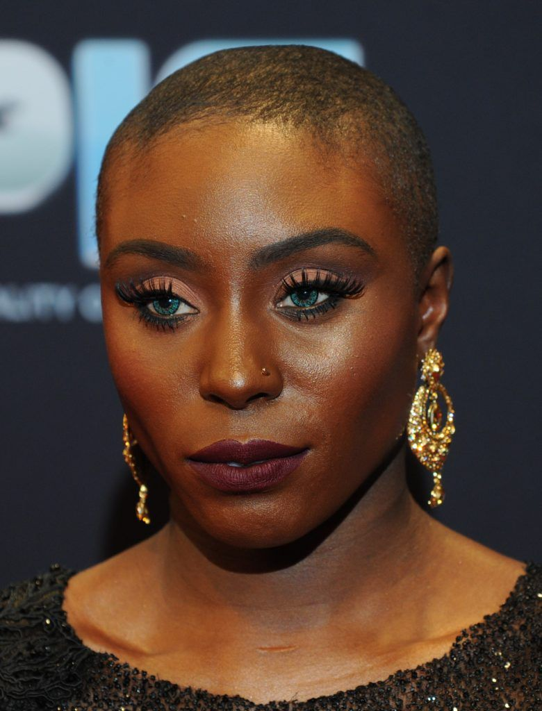 Laura Mvula attends the BBC Sports Personality Of The Year on December 18, 2016 in Birmingham, United Kingdom.  (Photo by Eamonn M. McCormack/Getty Images)