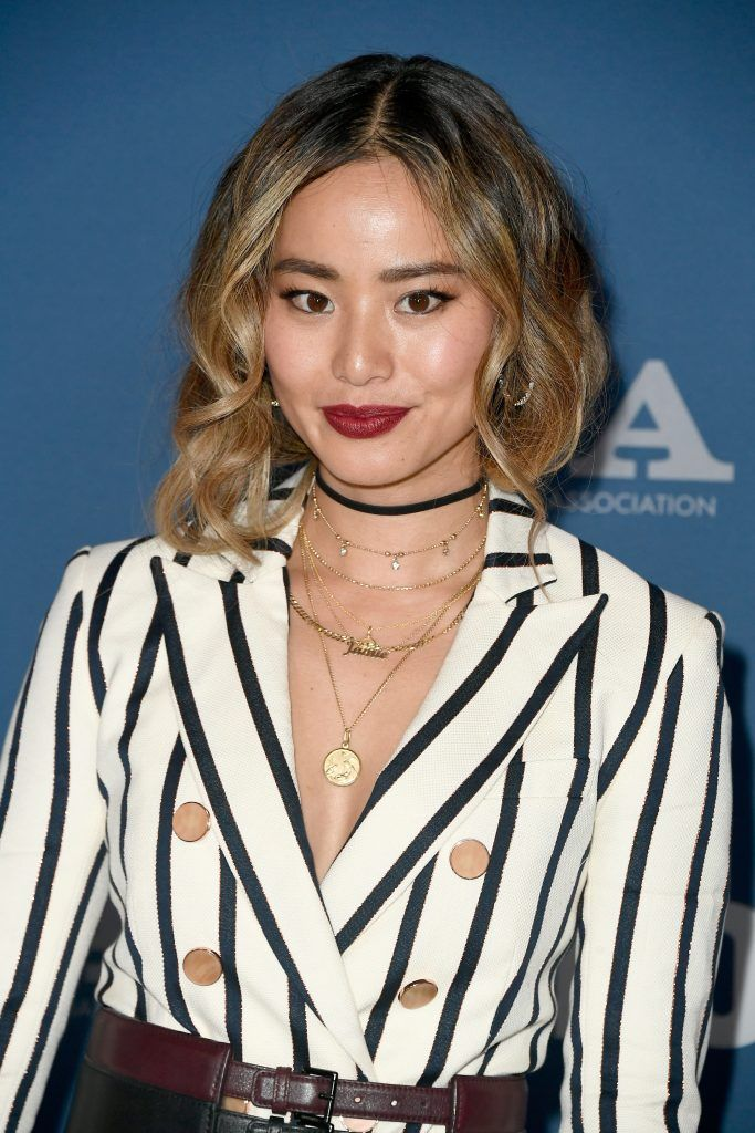Jamie Chung attends the FOX All-Star Party during the 2018 Winter TCA Tour at The Langham Huntington, Pasadena on January 4, 2018 in Pasadena, California.  (Photo by Frazer Harrison/Getty Images)