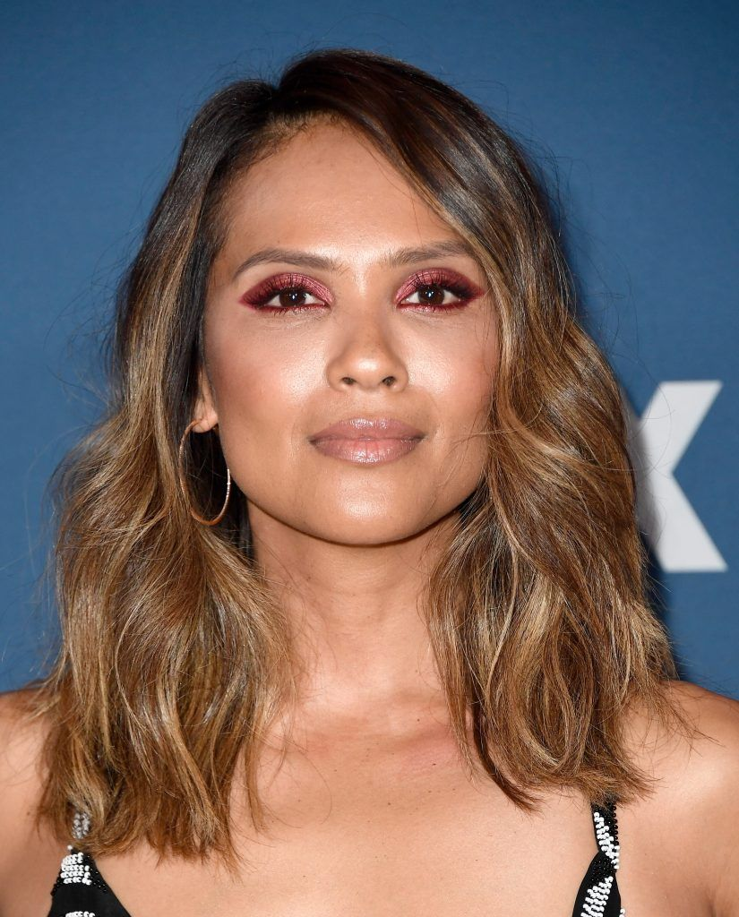 Lesley-Ann Brandt attends the FOX All-Star Party during the 2018 Winter TCA Tour at The Langham Huntington, Pasadena on January 4, 2018 in Pasadena, California.  (Photo by Frazer Harrison/Getty Images)