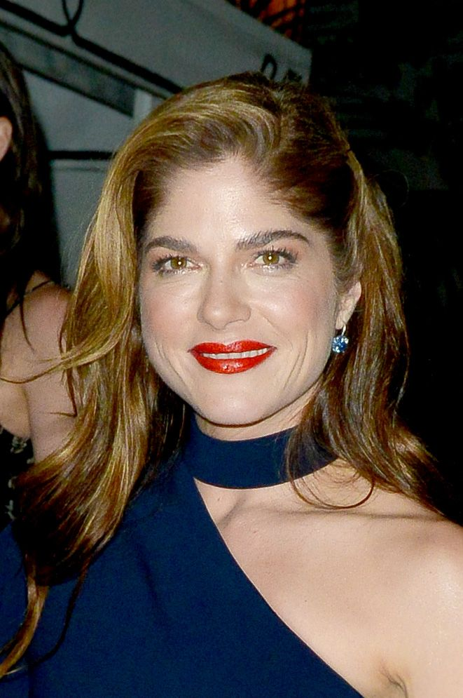 Selma Blair at the W Magazine Party, held at the Chateau Marmont Hotel, Los Angeles, 04 Jan 2018 (Photo by WENN.com)