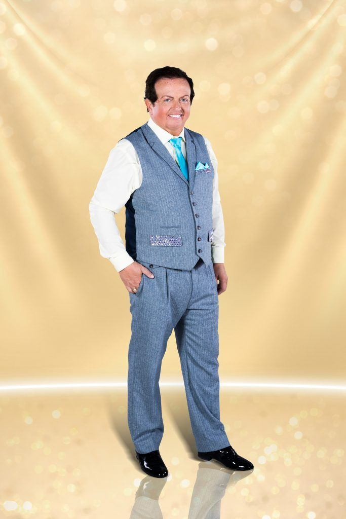GAA Correspondent and commentator Marty Morrissey. (Photo by RTE)