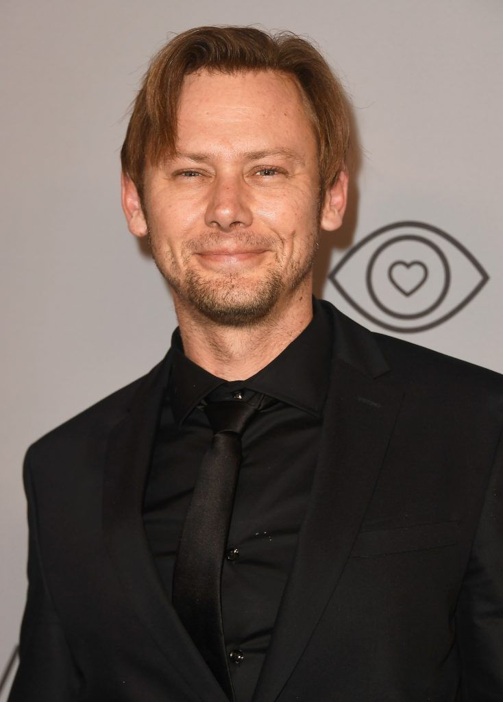 Actor Jimmi Simpson attends 19th Annual Post-Golden Globes Party hosted by Warner Bros. Pictures and InStyle at The Beverly Hilton Hotel on January 7, 2018 in Beverly Hills, California.  (Photo by Frazer Harrison/Getty Images)