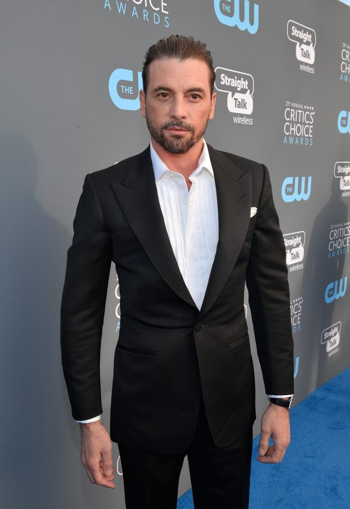SANTA MONICA, CA - JANUARY 11:  Actor Skeet Ulrich attends The 23rd Annual Critics' Choice Awards at Barker Hangar on January 11, 2018 in Santa Monica, California.  (Photo by Matt Winkelmeyer/Getty Images for The Critics' Choice Awards  )