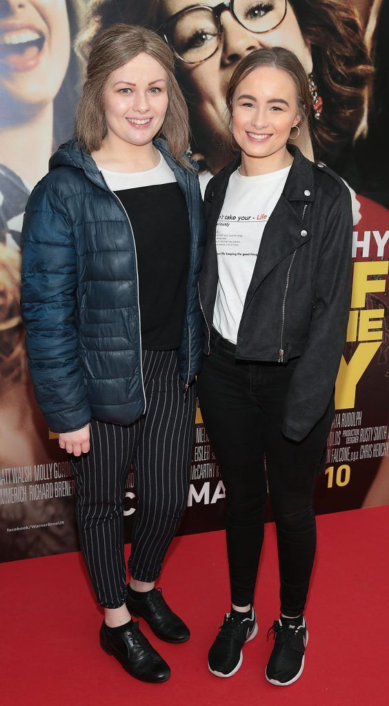 Sarah Smith and Aoife Smith at the special preview screening of Life of the Party at Omniplex Cinema in Rathmines, Dublin. Picture by Brian McEvoy