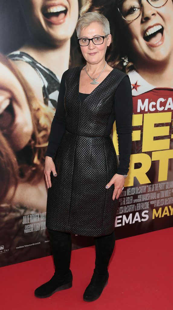 Caroline Stratford at the special preview screening of Life of the Party at Omniplex Cinema in Rathmines, Dublin. Picture by Brian McEvoy