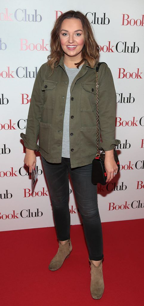 Ellen Jones pictured at the special preview screening of Book Club in Movies at Dundrum, Dublin. Photo by Brian McEvoy